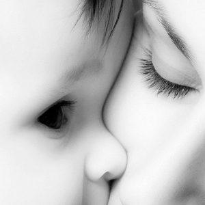Beba i roditelj