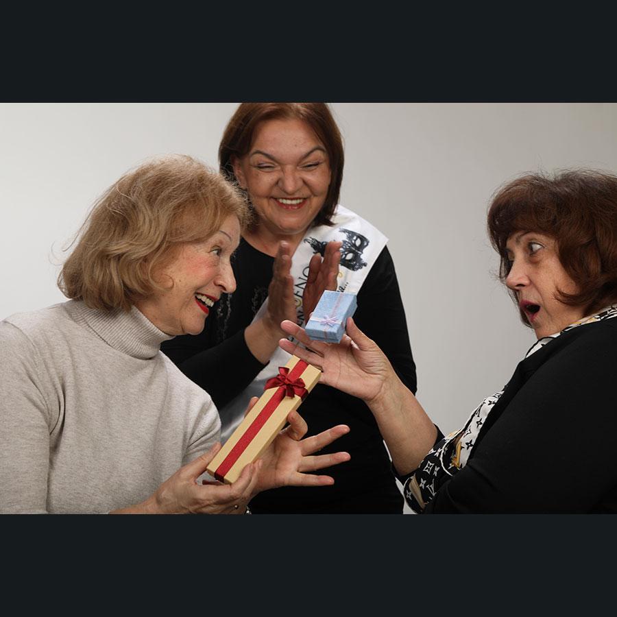 Iznenadjenje za penzionere